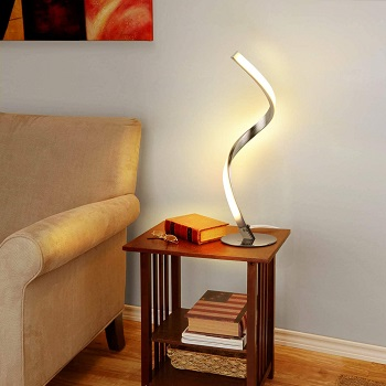 Albrillo LED Table Lamp Review