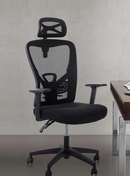 Alpha Home 24-Hour Desk Chair Review