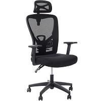 Alpha Home 24-Hour Desk Chair Summary
