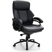 Alpha Home Office Chair For 400 Lbs Summary
