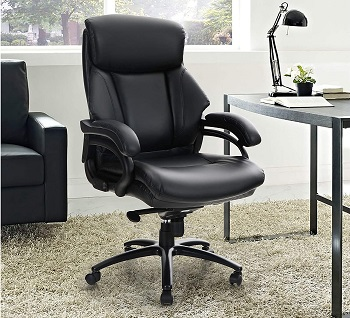 Alpha Home Office Chair For 400 Lbs