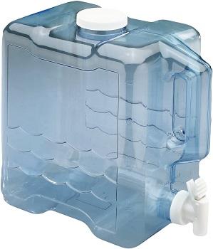 Arrow Slimline Beverage Container Review