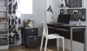 BEST 2-DRAWER  Grey File Cabinet