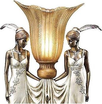 BEST AESTHETIC ART DECO Desk Lamp