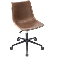 BEST ARMLESS ALL MODERN DESK CHAIR Summary