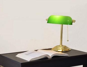 BEST BANKER VINTAGE Reading Lamp