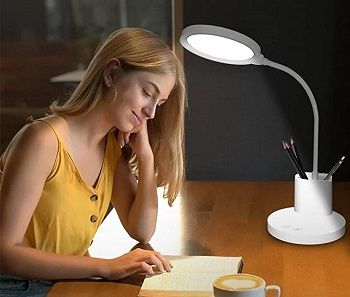 BEST BATTERY-OPERATED FOR COLLEGE DESK LAMP