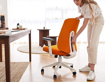 BEST COMPUTER CHAIR Nouhaus Height-Adjustable Swivel Chair