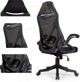 BEST ERGONOMIC CHAIR FOR BACK PAIN RELIEF