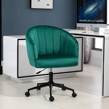 BEST ERGONOMIC VINTAGE STYLE HOMCOM Office Chair