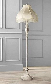 BEST FLOOR VINTAGE 360 Lighting Shabby Chic Reading Lamp