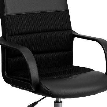BEST FOR STUDY Flash Furniture W61B-2 Comfortable Affordable Office Chair
