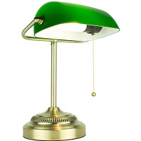 BEST LED ANTIQUE Banker's Lamp Picks