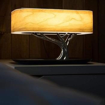 BEST MODERN WIRELESS CHARGING NIGHTSTAND LAMP