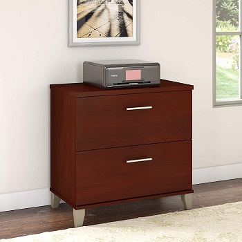 BEST OF BEST FILE CABINET WITH PRINTER STORAGE