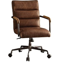 BEST OF BEST VINTAGE LEATHER DESK CHAIR Summary
