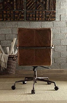 BEST OF BEST VINTAGE LEATHER DESK CHAIR