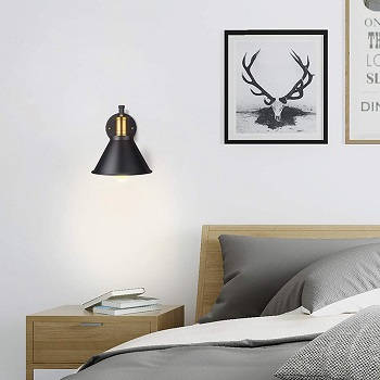 BEST OF BEST WALL-MOUNTED Bedroom Reading Lamp