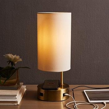 BEST OF BEST WIRELESS CHARGING NIGHTSTAND LAMP