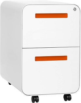 BEST ON WHEELS SPACE SAVING FILE CABINET