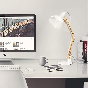 BEST SWING ARM FOR COLLEGE DESK LAMP