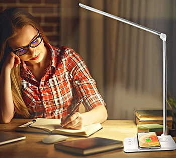 BEST WIRELESS FOR COLLEGE DESK LAMP