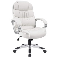 BEST WITH ARMRESTS ALL WHITE DESK CHAIR Summary