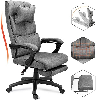 BEST WITH ARMRESTS BACK RELIEF CHAIR