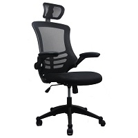 BEST WITH ARMRESTS OFFICE CHAIR FOR BACK AND NECK PAIN Summary