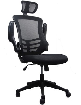 BEST WITH ARMRESTS OFFICE CHAIR FOR BACK AND NECK PAIN