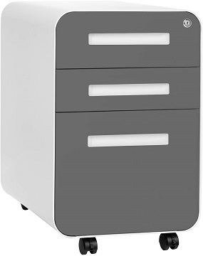 BEST WITH LOCK Stockpile File Cabinet