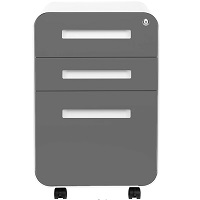 BEST WITH LOCK grey File Cabinet picks