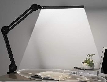 BZBRLZ Metal LED Desk Lamp