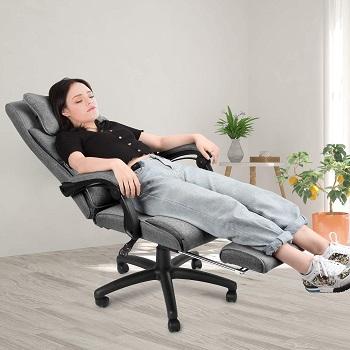 Becozier Reclining Executive Desk Chair