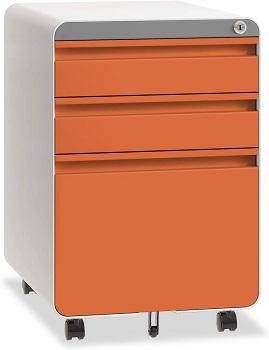 Best 3-drawer Fully Assembled Yoleo File Cabinet