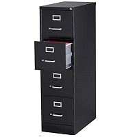 Best 4-drawer Fully Assembled File Cabinet picks