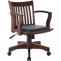 Best Antique Wooden Desk Chair Summary