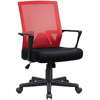 Best Back Support Most Comfortable Affordable Office Chair Summary