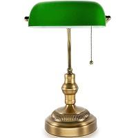 Best Emeralite Green Glass Shade Desk Lamp Picks