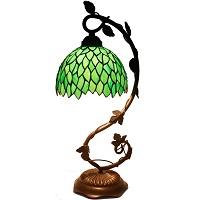 Best For Reading Green Glass Shade Desk Lamp Picks