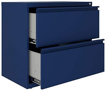 Best Lateral Fully Assembled File Cabinet