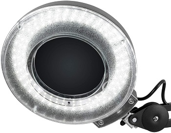 Best Magnifier Architect Lamp Clamp