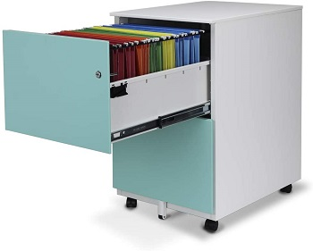 Best Of Best Fully Assembled File Cabinet