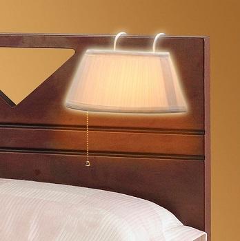 Best Of Best Vintage WalterDrake Headboard Lamp