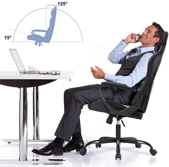 Best Office Ergonomic Swivel Chair