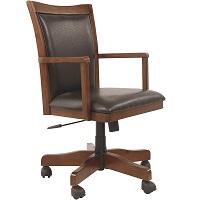 Best Swivel Vintage Wooden Office Chair Summary