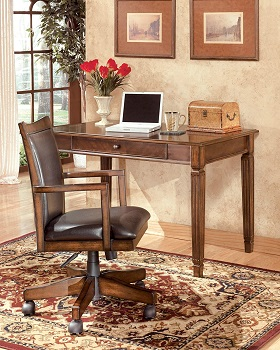 Best Swivel Vintage Wooden Office Chair