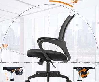 BestOffice 12 Hour Desk Chair