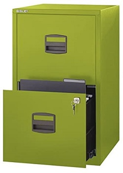 Bisley Two Drawer review