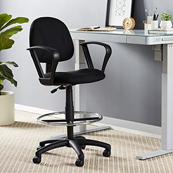 Boss Office B1617-BK Chair Review
